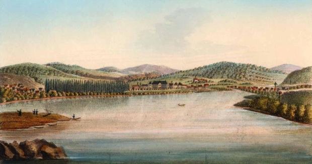Neuwied um 1830 - 3